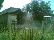 Демонтаж зданий,  снос домов